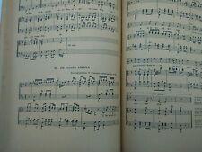 Villancicos II Edicion para Piano 1952 Puerto Rico