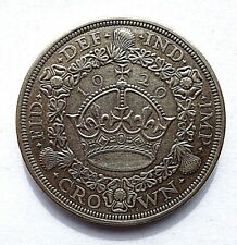 More details for george v 1929 wreath crown vf+