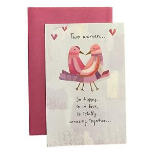 Mother's Day Greeting Card - Two women... So happy, so in love, so Totally amazi