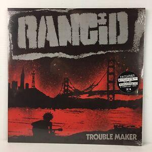 """Rancid - Trouble Maker [LP] + 7""""[Download Card] LP(Vinyl, Jun-2017, Epitaph) New"""