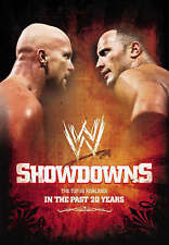 Showdowns: The 20 Greatest Wrestling Rivalries of the Last Two Decades (WWE),Rob