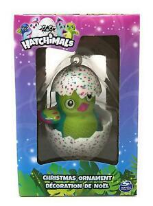 Hatchimals christmas ornament
