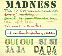 MADNESS Oui Oui Si Si Ja Ja Da Da (2012) 14-track CD album NEW/SEALED