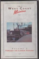The West Coast MainLine Vol 1 (VHS) Railway Video ~ Transport Video Publishing