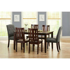 Dining Room Table Set With 6 Chairs Wooden Kitchen Table Sets Dining Furniture