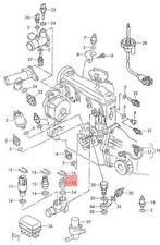 Genuine Temperature Sensor 2 Pin VW AUDI Corrado EuroVan Golf Jetta 251919501D