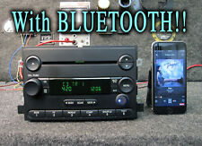 Ford Bluetooth! F150 FUSION FREESTYLE STEREO Radio CD DISC Player 2004 2005 2006