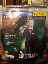 The Salesman Creepy Pasta boy costume Size: L (10-12) Large