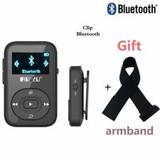 Bluetooth MP3 player 8GB Sport mp3 music player Recorder FM Radio Support TF Car