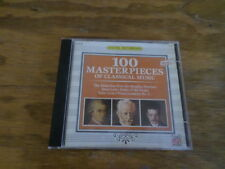 100 Masterpieces of Classical Music Volume 1 Used CD Sale Free Domestic Shipping