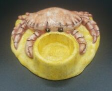New listing Lynn Chase Party Time Summer Crab Tealight Candle Holder