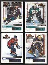 1999/00 Victory UD MVP Swedish + Hockey - Finish Your Set- Pick 20