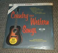 NEW Vol 2 Country And Western Songs HITS 3 LP set Vinyl Record SOMERSET SF 303