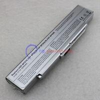 5200MAH Battery for Sony VAIO VGN-AR VGN-CR VGP-BPL9 VGP-BPS9/S VGP-BPS9/B BPL9