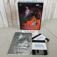 Big Box PC - Little Big Adventure - Game Complete (PC: Windows, MS-DOS)
