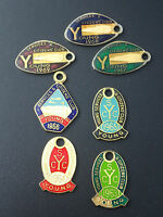 Vintage Young Services & Citizens Club 1963 to 1969- Pendant / Badge