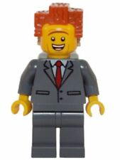 LEGO Minifigure President Business from 70818 Double faces