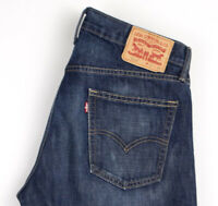 Levi's Strauss & Co Hommes 514 Slim Jeans Jambe Droite Taille W33 L30 AOZ1038