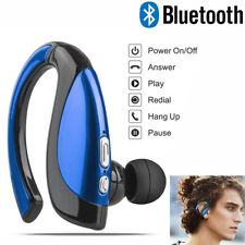 Wireless Bluetooth Headset Stereo Headphone For Samsung S8 S6 One plus 1+ iphone