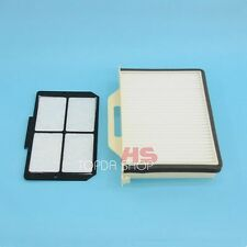 Air conditioning filter Built-in External For Hitachi ZAX120 ZAX200-6 Excavator