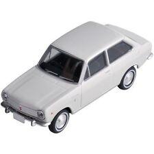 Tomytec Limited Vintage White Nissan Sunny 1000 2-Door Sedan DX Diecast Car