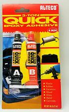Alteco 3-Ton Quick Epoxid-Kleber, Zwei Komponentenkleber 56,7g
