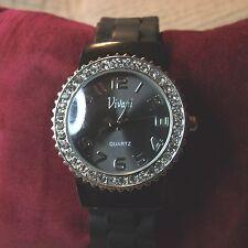 Vivani Rubber Cuff  woman's Watch  Lot33