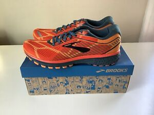 NEW Brooks Ghost 12 Thanksgiving Turkey Trot LE Men's Running Shoes - Sz 10