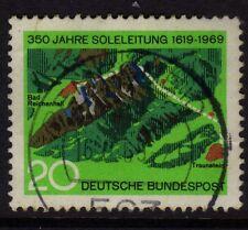 W Germany 1969 Brine Pipeline SG 1502 FU
