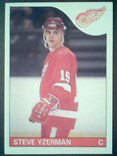 STEVE YZERMAN  85/86 TOPPS 2nd YEAR HOCKEY CARD 29