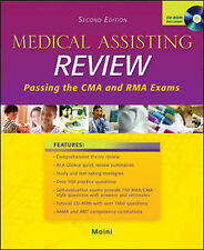 USED (GD) MP: Medical Assisting Review with Student CD-ROM by Jahangir Moini
