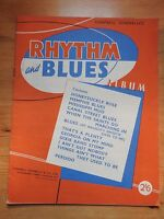 Campbell Connelly's Rhythm and Blues Album sheet music  piano  vocal