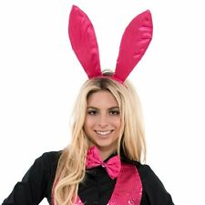 HEN PARTY PINK FANCY DRESS BUNNY EARS SET HEN NIGHT BUNNY EARS KIT PINK BUNNY