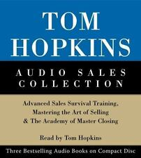 Tom Hopkins Audio Sales Collection: Advanced Sales Survival Training, Mastering