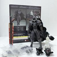 16cm Berserk Black Swordman Figma 410 Action Figures Toy Collection Model Gift