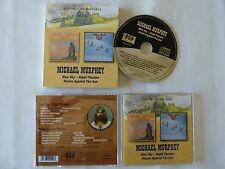 CD ALBUM MICHAEL MURPHEY Blue sky Night thunder / swans against the sun BGOCD102