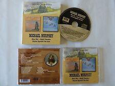 CD ALBUM MICHAEL MURPHEY Blue sky Night thunder / swans against the sun BGOCD102