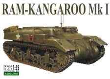 RAM KANGAROO-Allied personal blindado portador 1/35 Accura Resina