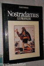 NOSTRADAMUS Le profezie Carlo Patrian CDE 1981 Manuale Religione Medioevo di e