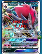 Zoroark GX - 53/73 Shining Legends - Pokémon TCG Online (PTCGO) - ONLINE CARD