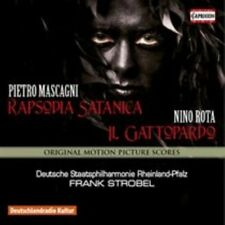 Original Motion Picture Score: Rapsodia Satanica - Il Gattopardo, New Music
