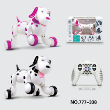 2.4G Wireless Intelligent Remote Control Robot Dog Electronic Dance Pet Kid Toys