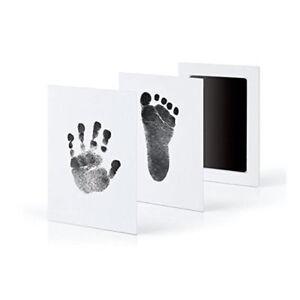 Baby Safe Print Ink Pad Inkless Footprint Handprint Kit Non Toxic Maker Memories