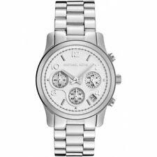 Michael Kors Runway Silver Stainless Steel 38mm Women's Watch MK5076