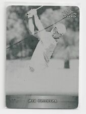2012 Leaf Metal Golf Anthony Kim Black Printing Plate 1/1
