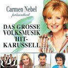 Das große Volksmusik Hit-Karussell-Carmen Nebel präsentiert Kastelruther .. [CD]