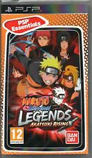 NARUTO SHIPPUDEN LEGENDS: AKATSUKI RISING GAME PSP ~ NEW / SEALED