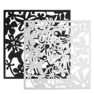 12X Hängende Bildschirme Vorhang Leinwand Raumteiler Wandpaneele Trennwand PVC
