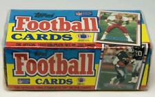 1989 Topps Football Factory Set