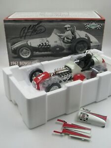 GMP AJ Foyt Bowes Seal Fast Special Offenhauser Dirt Champ 1:12 Scale #7902